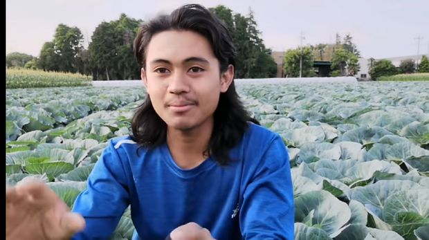 petani di jepang