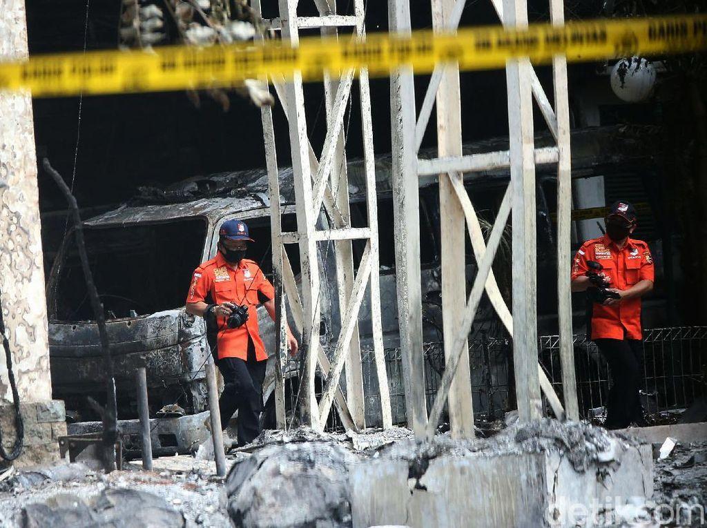 Kenapa Kebakaran Kejagung Cepat Menjalar ke Seluruh Ruang?