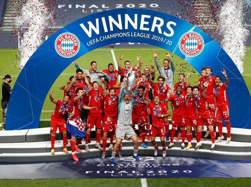 PSG Vs Bayern Munich: Coman Jadi Pahlawan!