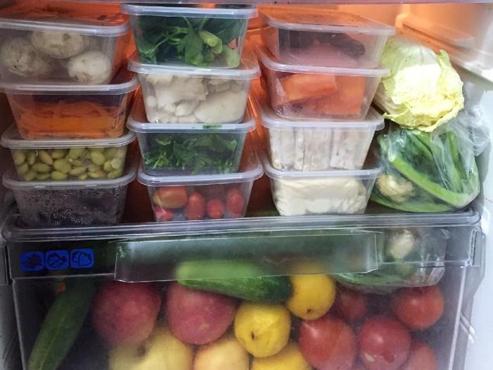 Menu Vegan Ekonomis Dapat Dibentuk Dengan Rp 250 Ribu Sepekan Untuk 3 Orang