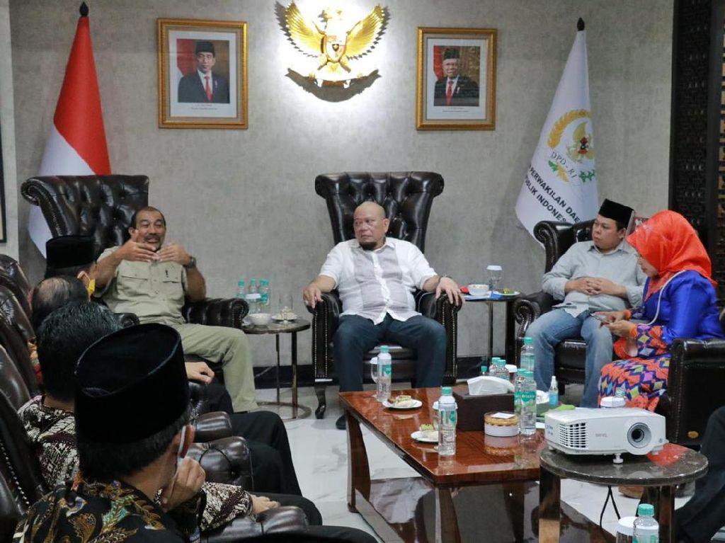 Keluhkan Susah Buka Prodi Umum, 10 Rektor UIN Temui Pimpinan DPD RI