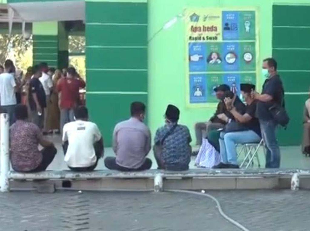 Ajudan, Protokol hingga Juru Masak Kontak Erat Plt Bupati Sidoarjo Jalani Swab
