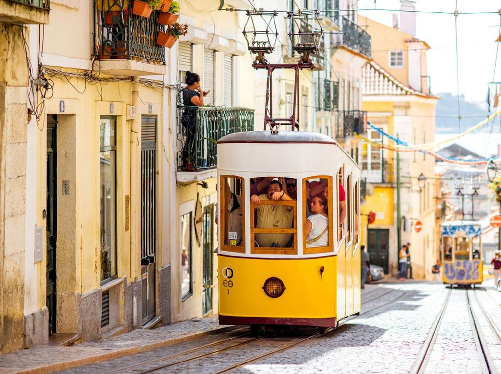 Potret Destinasi Wisata Portugal nan Menawan