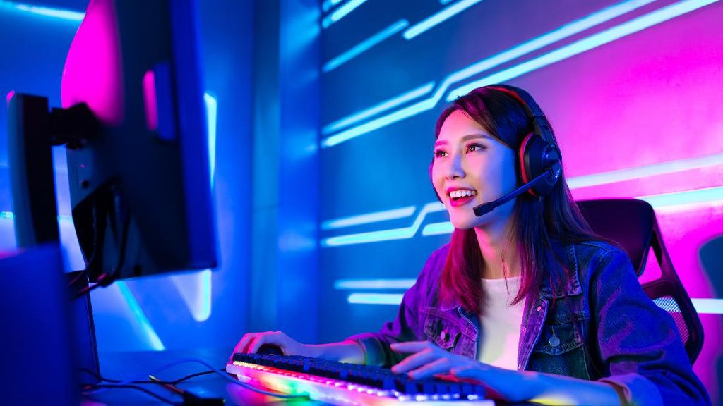 5 Player Esports Wanita dengan Penghasilan Tertinggi
