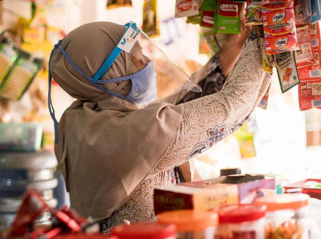 Gotong Royong Perkuat Ekonomi Nasional, Unilever Indonesia Bantu UMKM