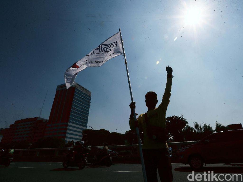 Buruh Kirim Petisi Mayday ke Jokowi,Ini Isinya