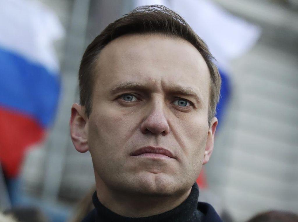 Alexei Navalny Keluar dari RS, Kremlin: Dia Bebas Kembali ke Rusia