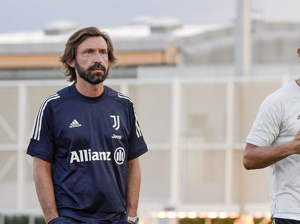 Ranieri: Pirlo Belum Lama Pensiun, Kok Sekarang Jadi Pelatih?