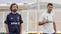 Video Perdana Pirlo Melatih Juventus