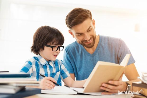 Ayah Berperan Sebagai Pelatih dan Guru