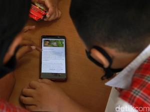 Paket Hemat 50 GB Harga Rp 30.000 untuk Belajar Online dan WFH