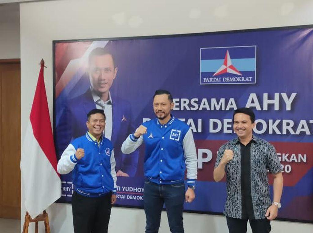 DPP Demokrat Resmi Usung DS-Sahrul Gunawan di Pilbup Bandung