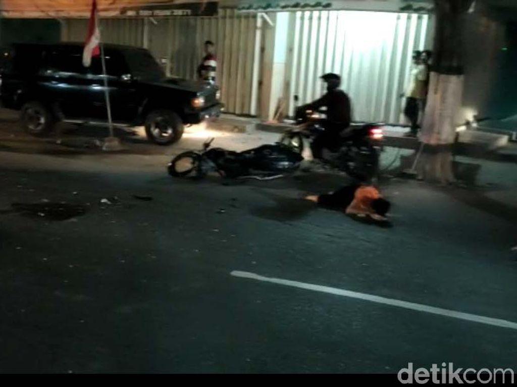 Dua Sepeda Motor Terlibat Kecelakaan di Jalur Kediri-Blitar, Empat Tewas