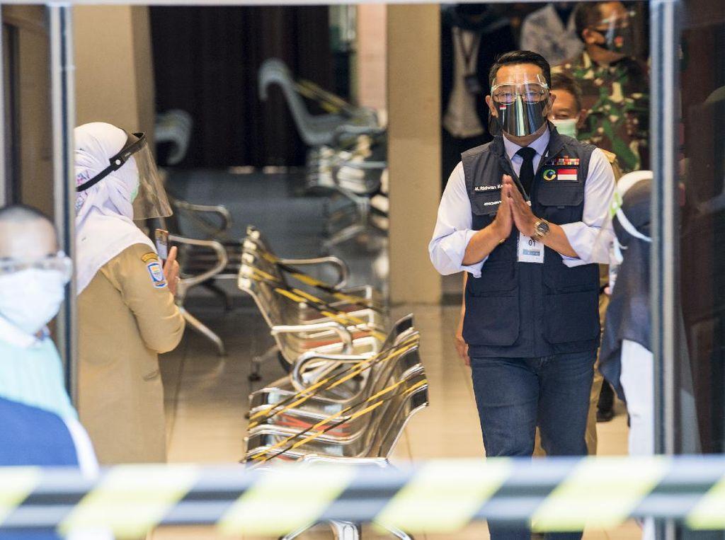 RK Sebut Ruang Merokok Sumber Penularan Corona di Klaster Industri Bekasi