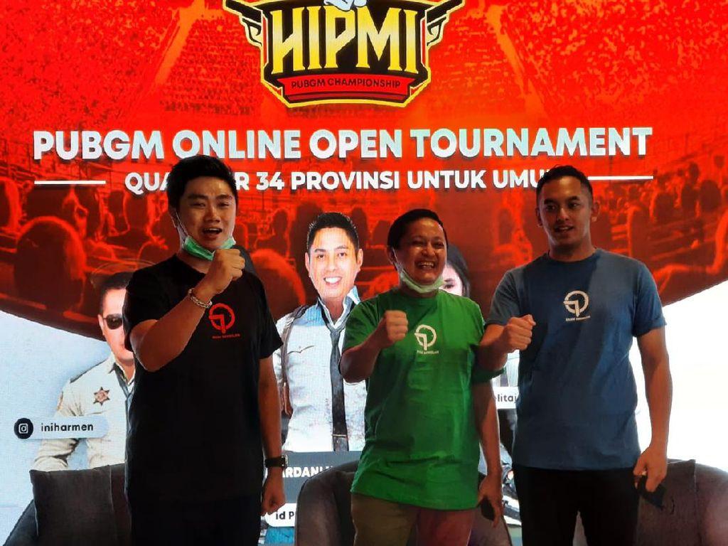 HIPMI Gelar Turnamen PUBG Mobile 2020, Diikuti Ribuan Peserta