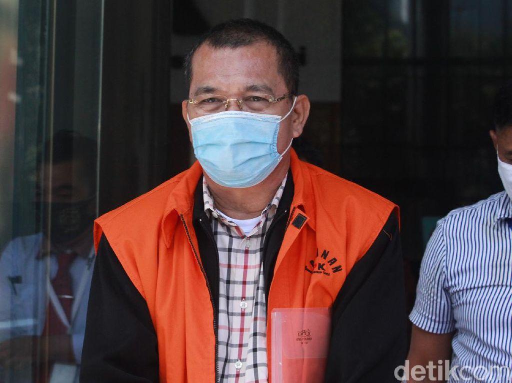 KPK Kembali Periksa Eks DPRD Sumut Soal Suap Gatot Pujo