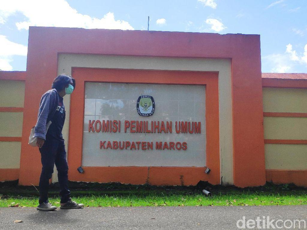 Dinilai Langgar Etik, Komisioner KPU Maros Sulsel Dicopot dari Jabatan