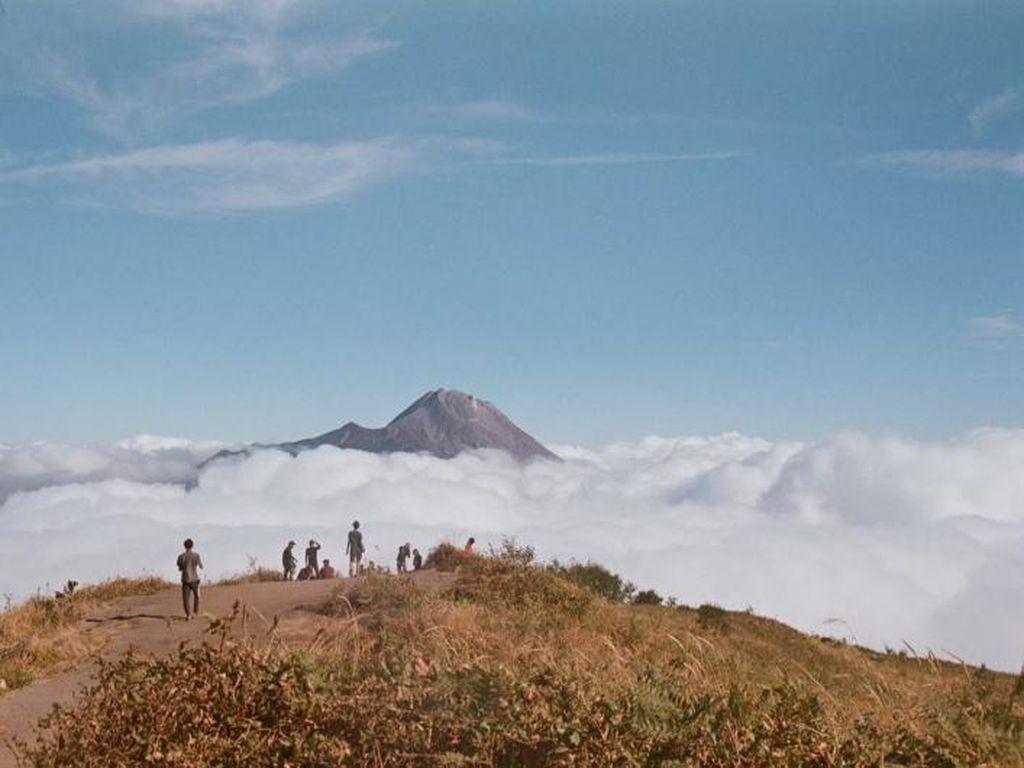 Memukaunya Gunung Merbabu via Jalur Selo