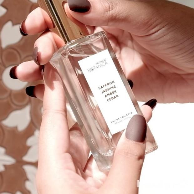 brand parfum lokal, mineral botanica