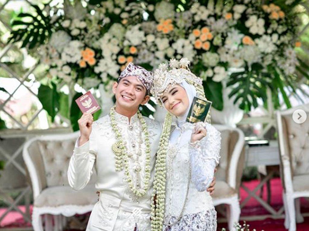 Rizki DA Hapus Foto Pernikahan yang Baru Seumur Jagung, Ada Apa?