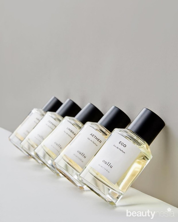 brand parfum lokal, oullu
