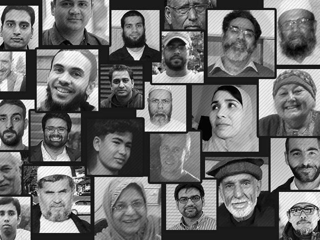 Pelaku Penembakan Masjid Selandia Baru Ingin Bunuh Sebanyak Mungkin Orang