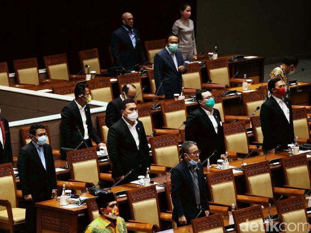 Sepakat! DPR-Pemerintah Targetkan Ekonomi Tumbuh 5,2-5,5% di 2022