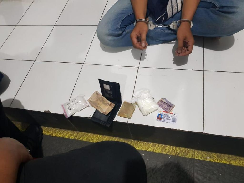 Penyelundupan Narkoba ke Lapas Kedungpane Semarang Digagalkan
