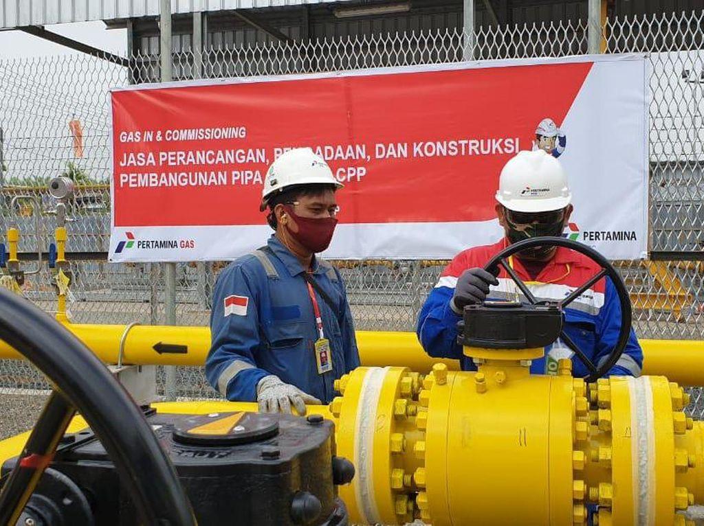 Pasokan Gas ke Power Plant PT BSP-Pertamina Hulu Bisa Hemat US$ 12 Juta
