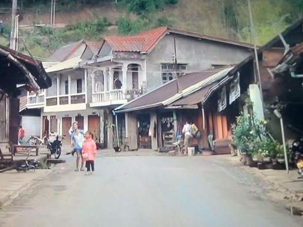 Phongsali, Surga Tersembunyi di Laos Utara