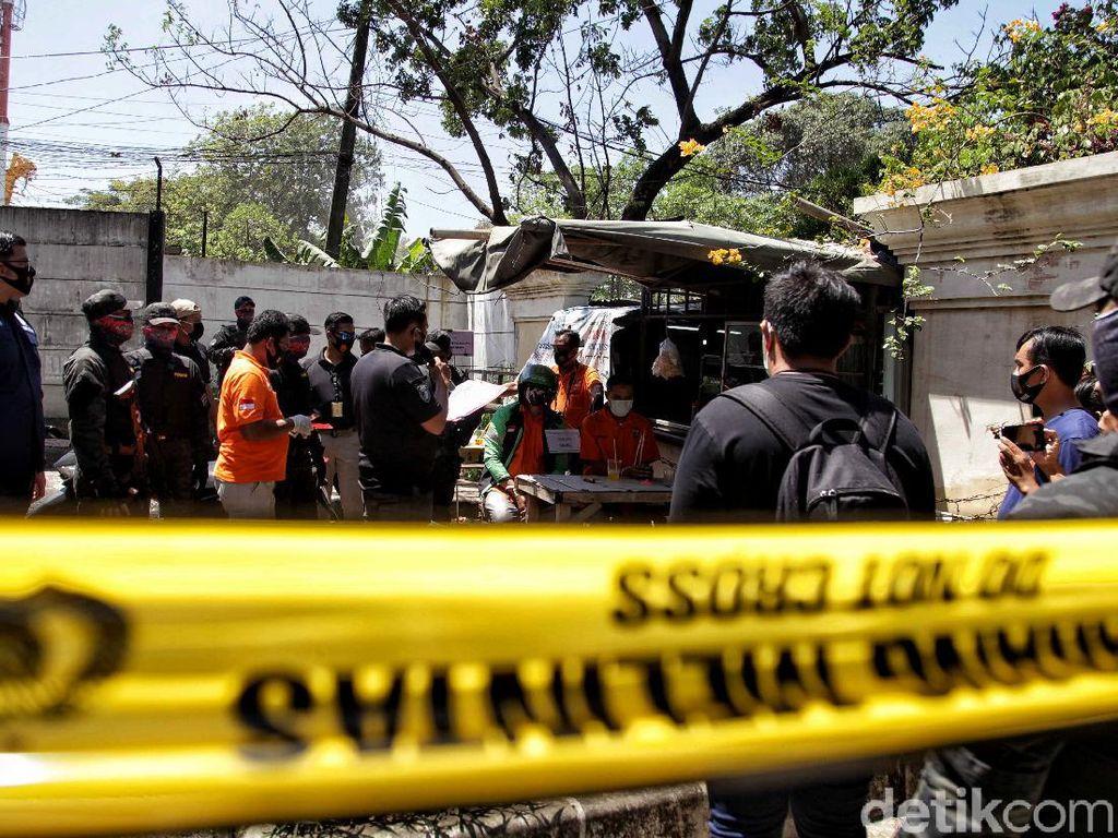Otak Penembakan di Kelapa Gading Dilaporkan Gelapkan Duit Perusahaan