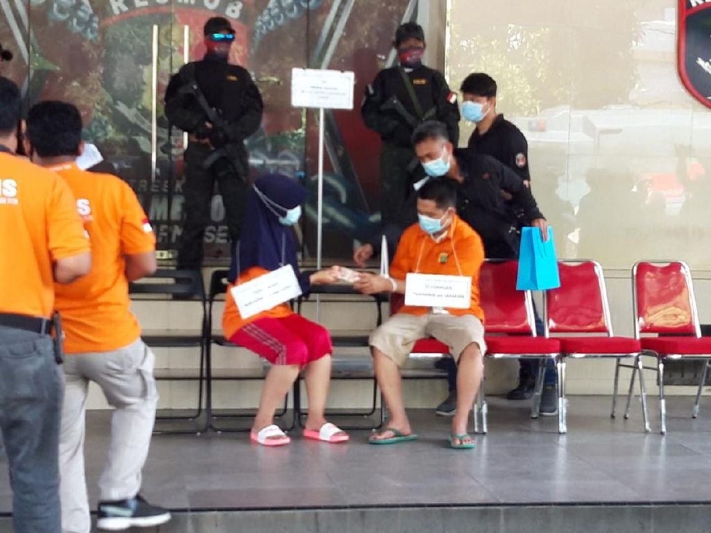 Eksekutor Penembakan di Kelapa Gading Tanya soal Bayaran: Uangnya Halal?