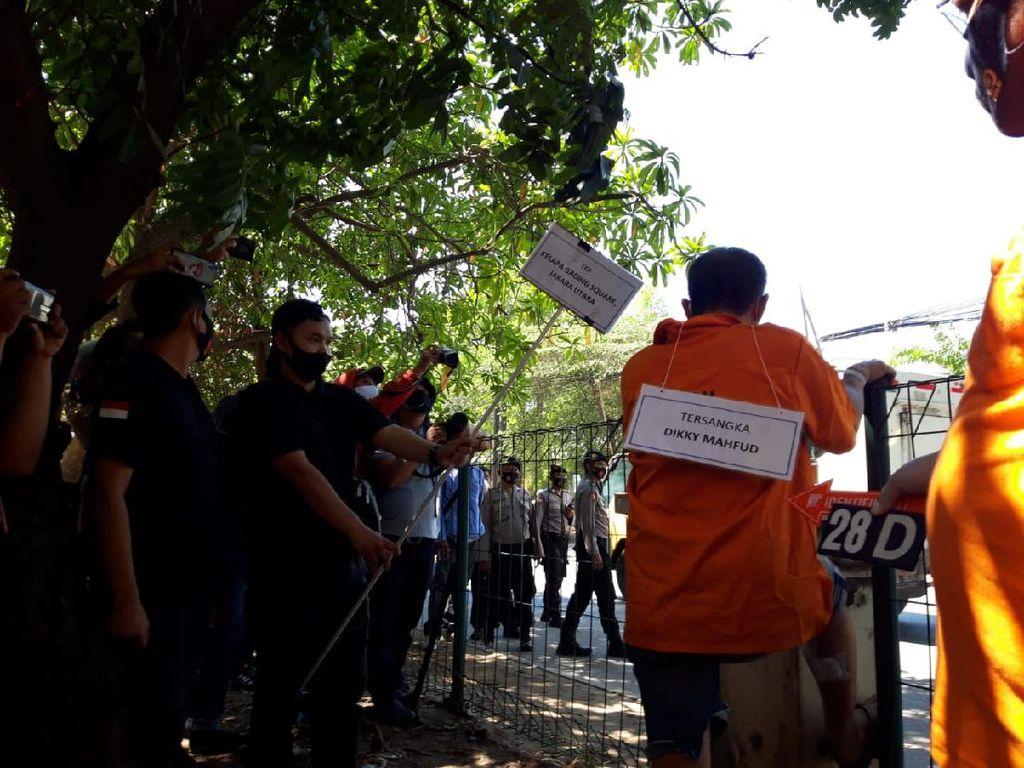 Eksekutor Penembakan di Kelapa Gading Sempat Pantau Korban Sambil Ngopi