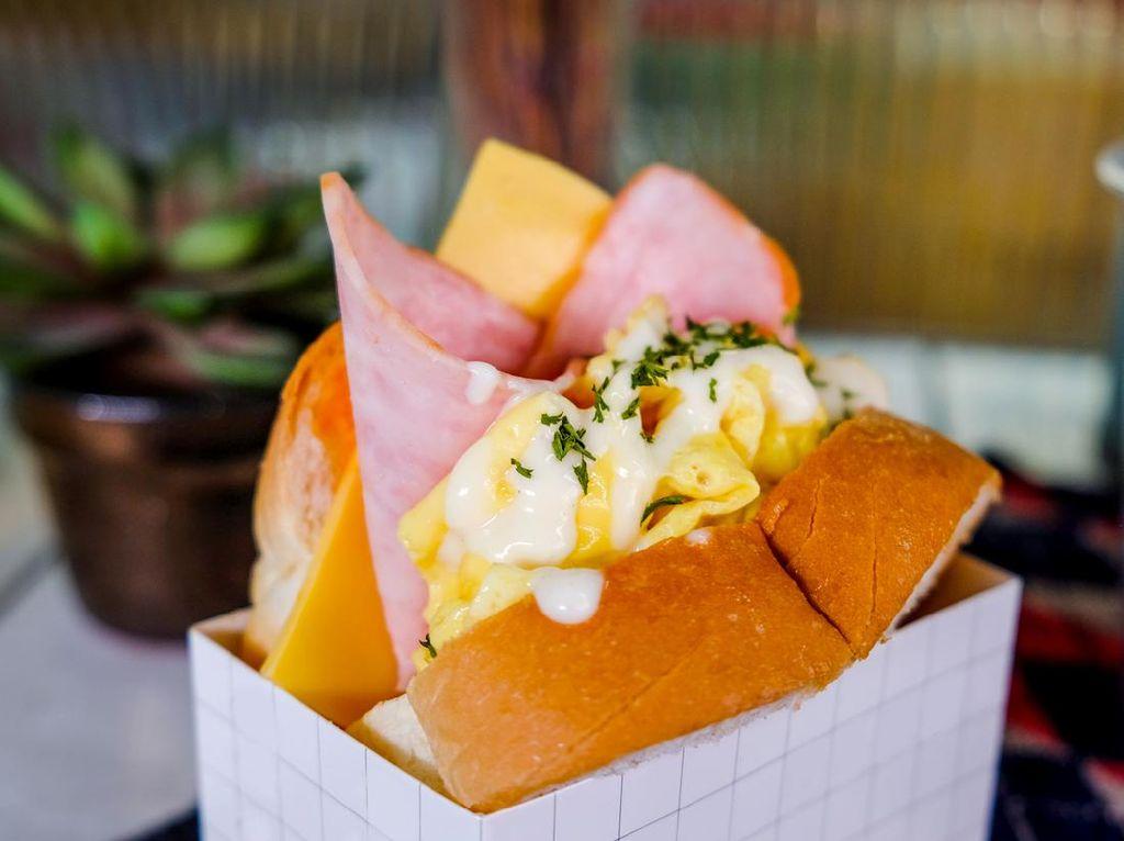 Selain Korean Garlic Cheese Bread, 5 Roti Korea Ini Juga Populer
