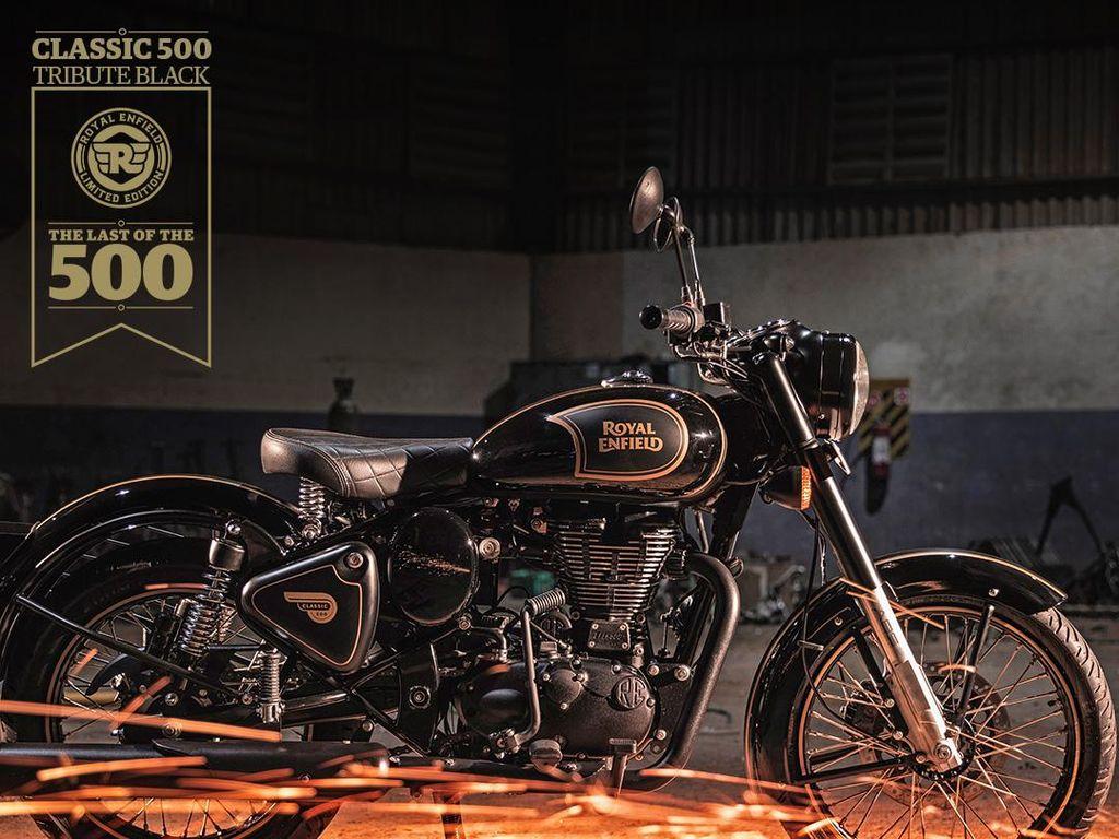 Era Mesin 500cc Royal Enfield Berakhir dan Ini Model Terakhirnya