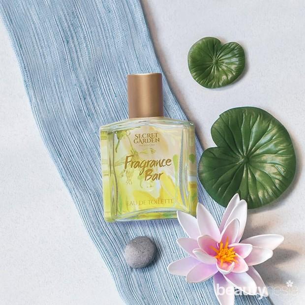 Brand parfum lokal, secret garden