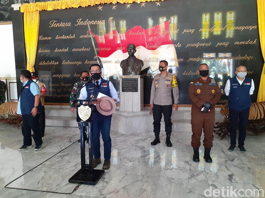 Pulang dari Papua, Prajurit Raider 300 di Cianjur Terpapar COVID-19