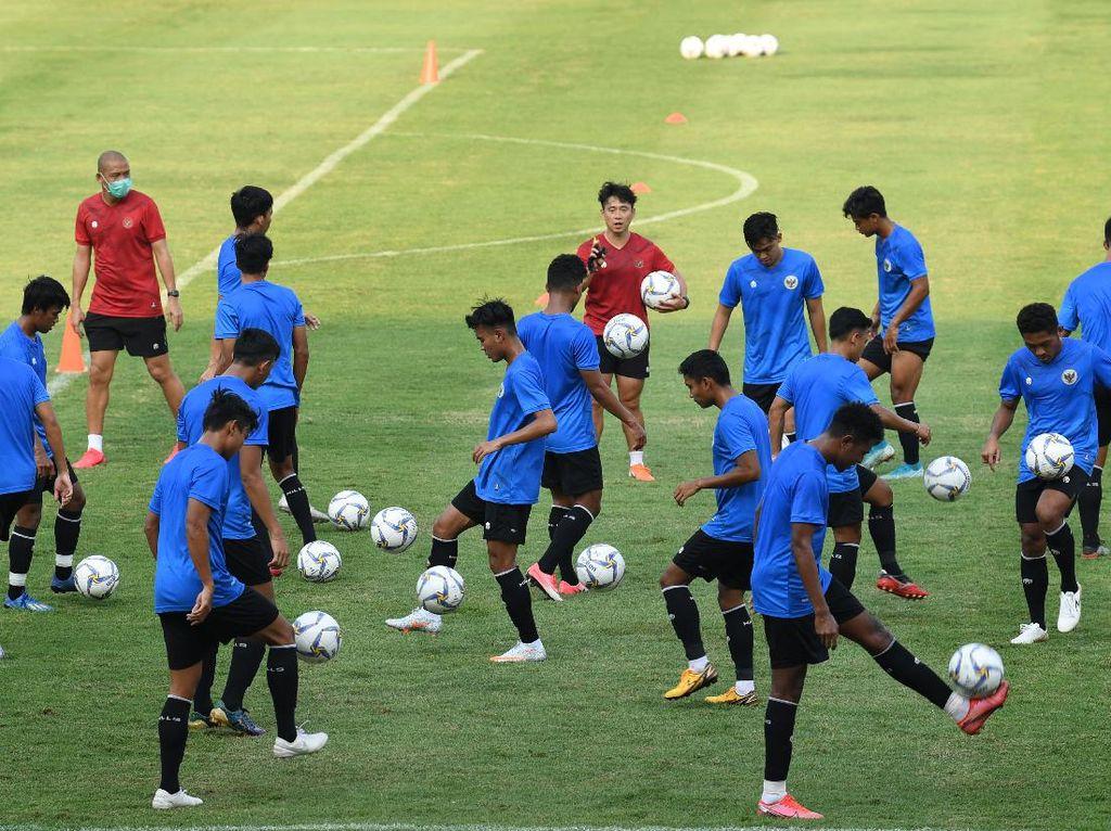 Timnas U-19 Sudah Intip Kekuatan Kroasia, Bisa Siapkan Strategi Jitu?