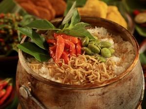 3 Tips Membuat Nasi Liwet Sunda yang Pulen Gurih