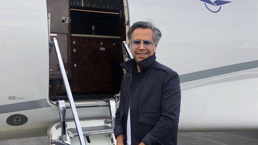 Foto: Pria Arab Tajir yang Selalu Modis, Punya Banyak Tas Hermes