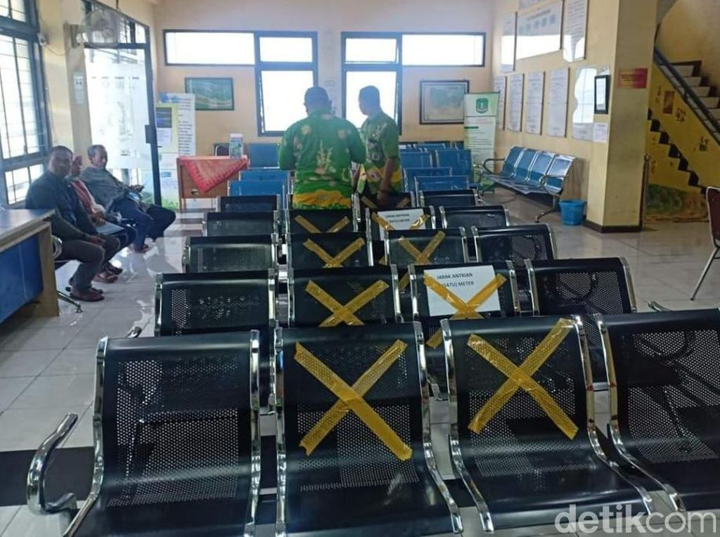 73 Pegawai Dispendukcapil Pemkab Pasuruan Diswab, 15 Positif COVID-19