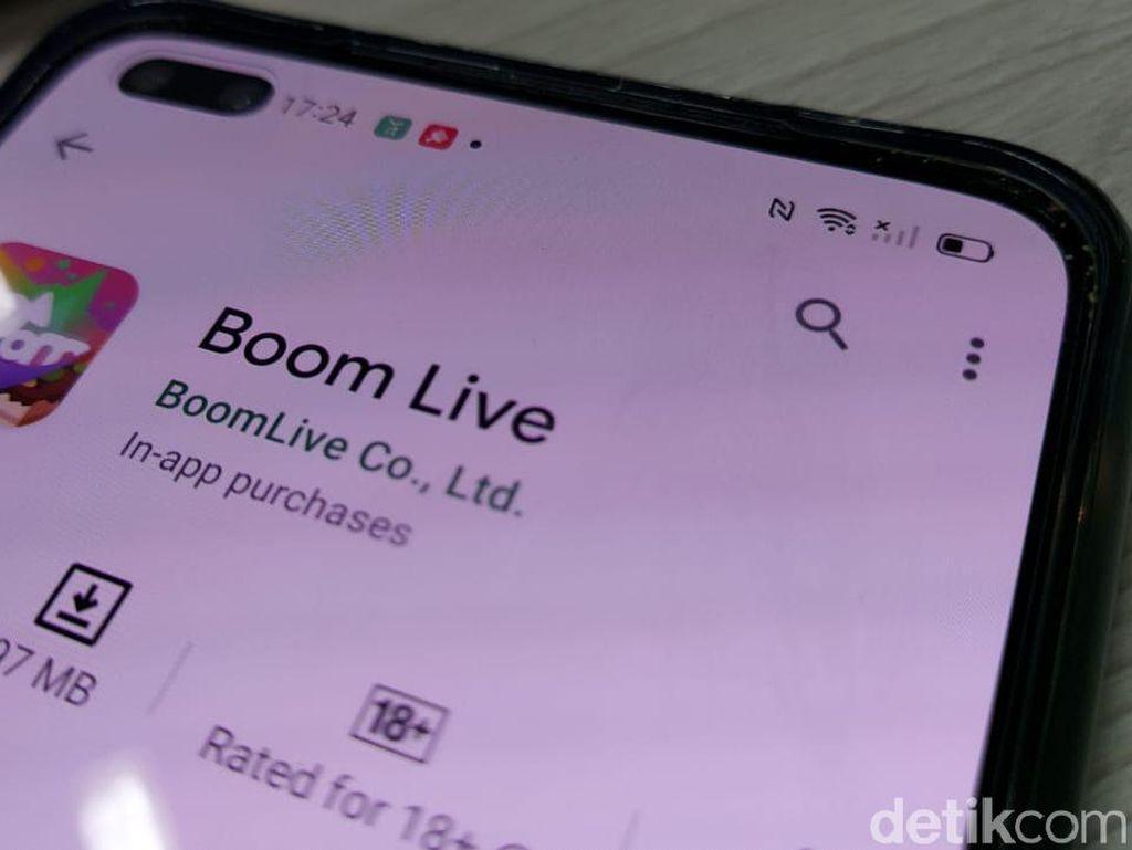 Skandal Bidan Bugil, Boom Live Janji Tangkal Konten Negatif