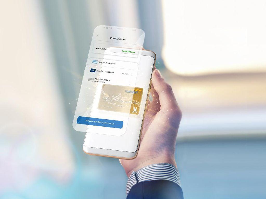 Integrasi Layanan, DANA hingga LinkAja Gunakan API Bank Mandiri