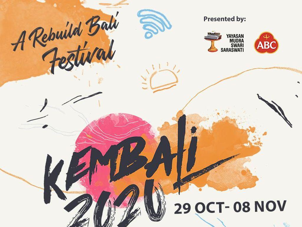 Penulis Crazy Rich Asians hingga Nicholas Saputra Isi Festival KEMBALI20