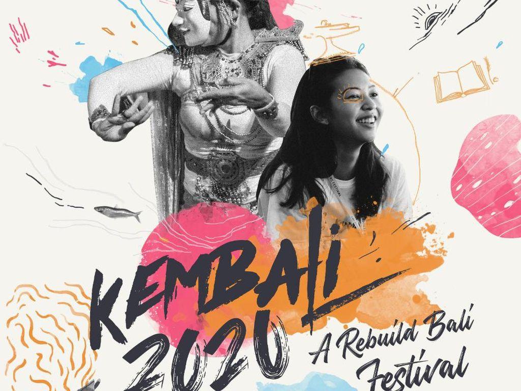 Pandemi Tak Halangi Festival KEMBALI20 Tetap Digelar