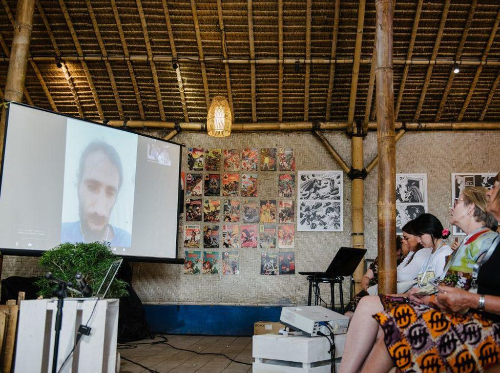 Ubud Writers and Food Festival Akhirnya Digelar Virtual Jadi KEMBALI20