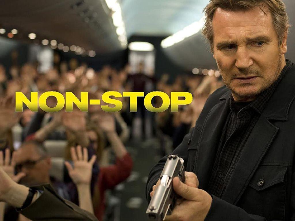 Sinopsis Non-Stop, Film Liam Neeson dan Julianne Moore