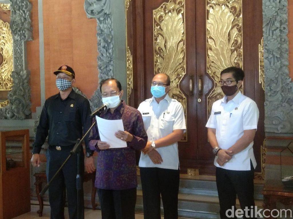 Gubernur Tunda Buka Wisata Bali untuk Turis Asing September
