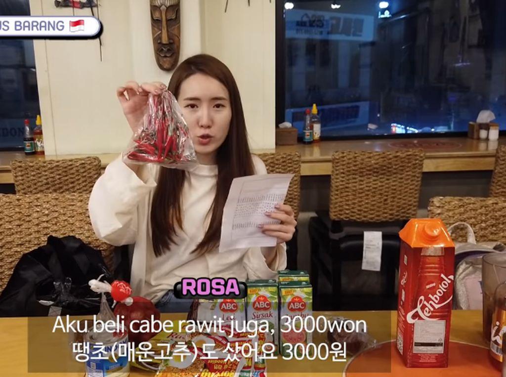 Intip Harga Tempe dan Cabe Rawit di Korea, Bikin Kantong Jebol Nggak Ya?