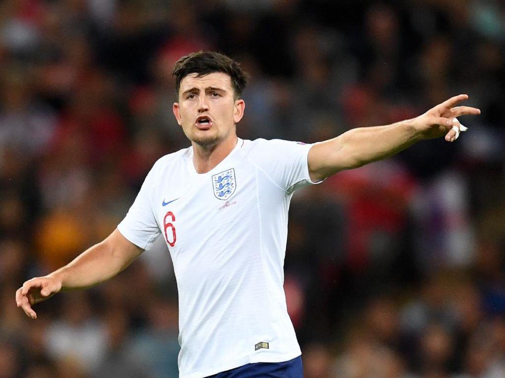 Maguire Dicoret dari Timnas Inggris
